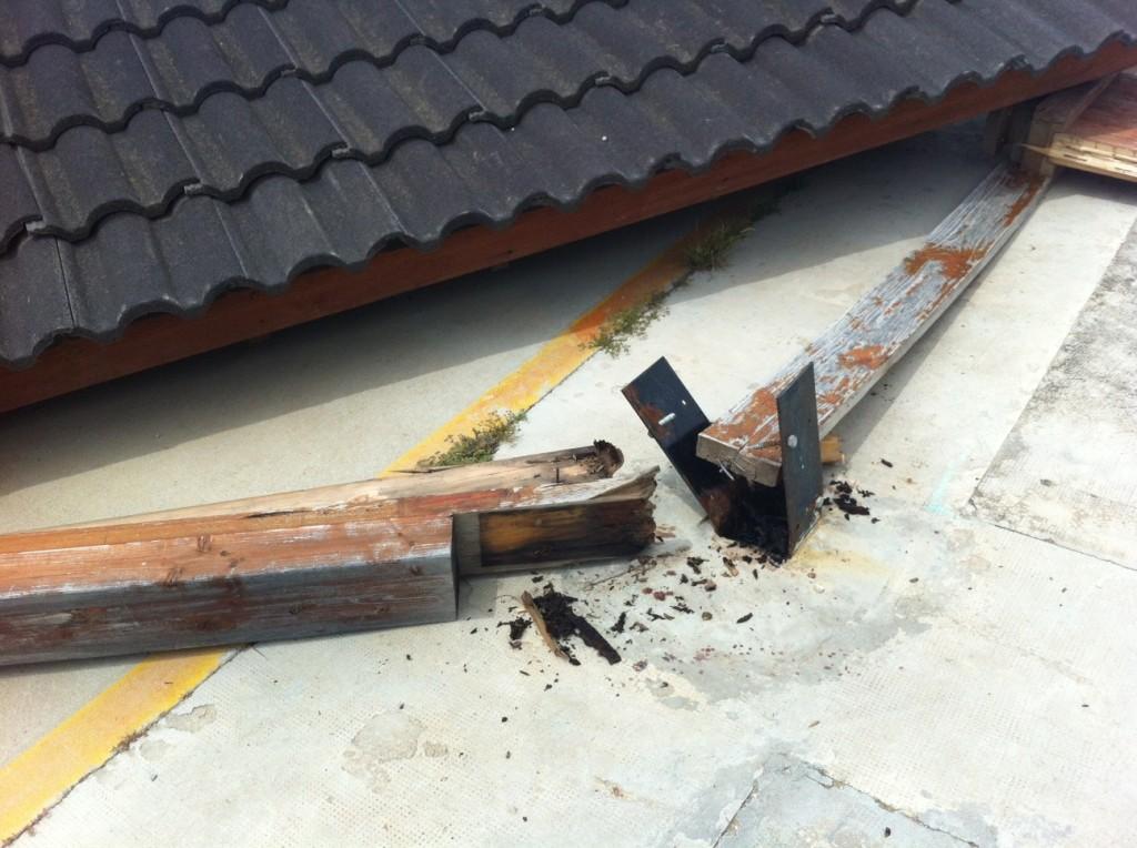 Pérgolas de madera: El cálculo y tratamiento de la estructura es fundamental.